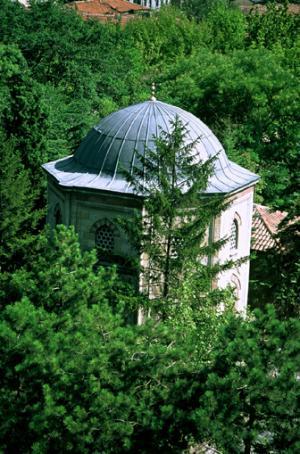Cenab-ı Ahmet Paşa Türbesi