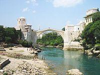 Mostar Köprüsü, (2006)