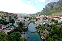 Mostar Köprüsü, (2007)