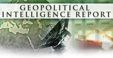 Graphic for Geopolitical Intelligence Report